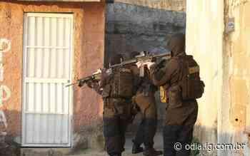 Operação mira traficantes do Complexo da Mangueirinha, em Caxias - O Dia