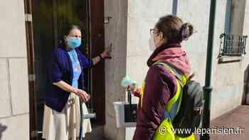 Le Plessis-Robinson teste déjà la collecte de déchets alimentaires - Le Parisien