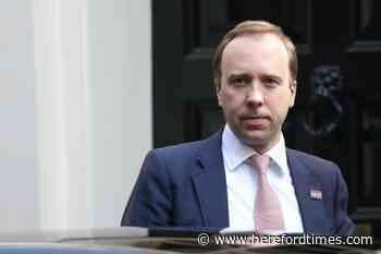 Health secretary Matt Hancock apologises for breaching social distancing amid 'affair' allegations