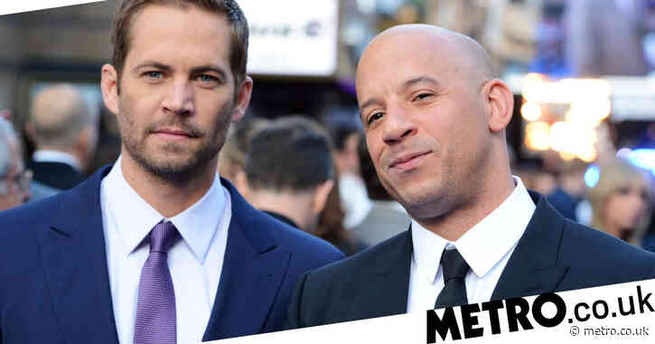 Fast and Furious 9: Vin Diesel visibly emotional over Paul Walker's 'return' scene as Brian O'Conner