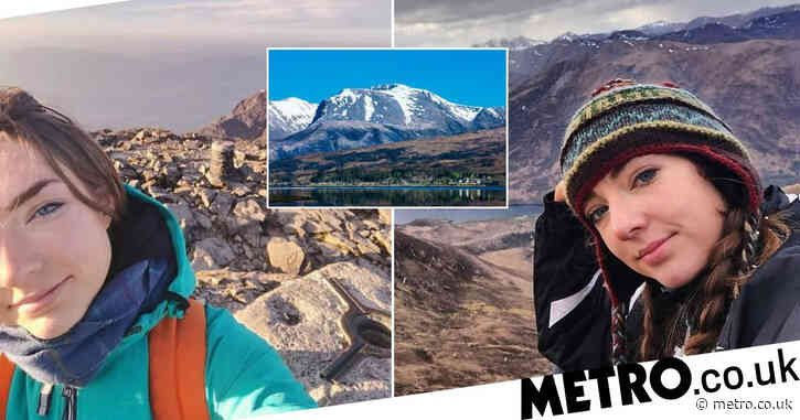 Body found in search for missing hiker, 24, last seen at Ben Nevis summit