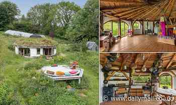 Welsh Lord of the RIngs-style Hobbit house for sale for £335k
