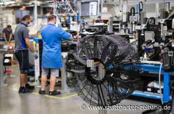 Ventilatorenhersteller aus Mulfingen - Coronakrise kostet ebm-papst Umsatz - Stuttgarter Zeitung