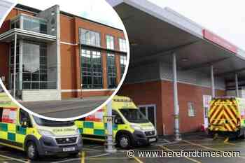 Woman jailed after racist attack on Hereford hospital staff