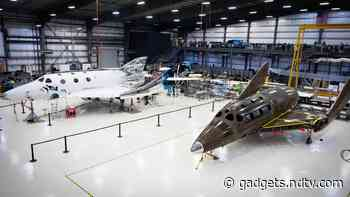Richard Branson's Virgin Galactic Cleared for Takeoff as Space Tourism Race Heats Up