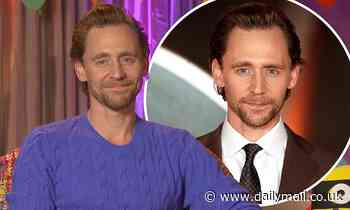 Tom Hiddleston tells the story of a supervillain and on CBeebies Bedtime Stories