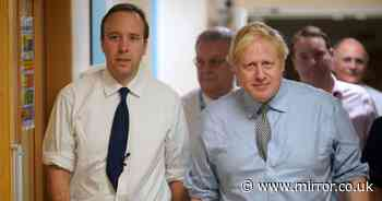 No10 refuse to say if Matt Hancock broke law - yet Boris Johnson stands by him