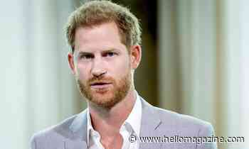 Prince Harry heads to Frogmore Cottage after arriving in London for Princess Diana's statue unveiling