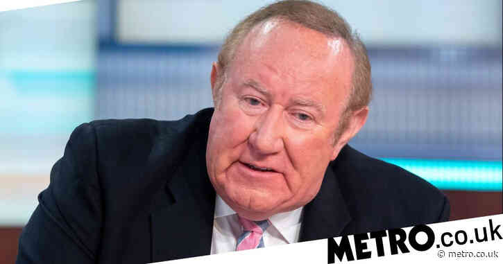 Andrew Neil announces break from GB News just weeks after launch: 'We had a rocky start'