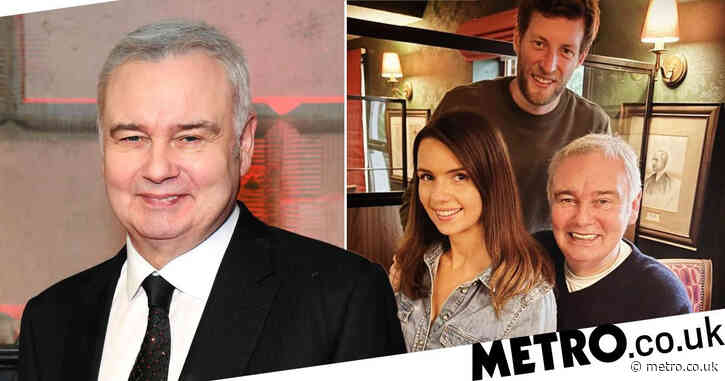 Eamonn Holmes thrilled as daughter gets engaged after her fiancé asked him for permission