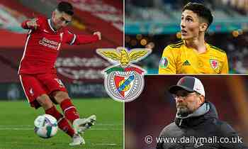 Benfica 'begin talks with Liverpool over signing Harry Wilson' but Reds are 'holding out for £13m'