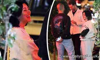 Married At First Sight'sMartha Kalifatidis and boyfriend Michael Brunelli in Bondi before lockdown