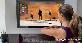 How to stream Apple Fitness Plus workouts to your TV     - CNET