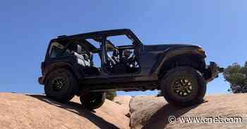 Jeep Wrangler Rubicon Xtreme Recon is an extra-hardcore off-roader     - Roadshow