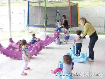 Crianças de até três anos retornarão às escolas em Coronel Fabriciano no mês de agosto | Portal Diário do Aço - Jornal Diário do Aço