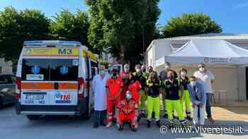 Punto vaccinazioni Chiaravalle, Monte San Vito e Camerata: oltre 900 dosi in 12 giorni - Vivere Jesi