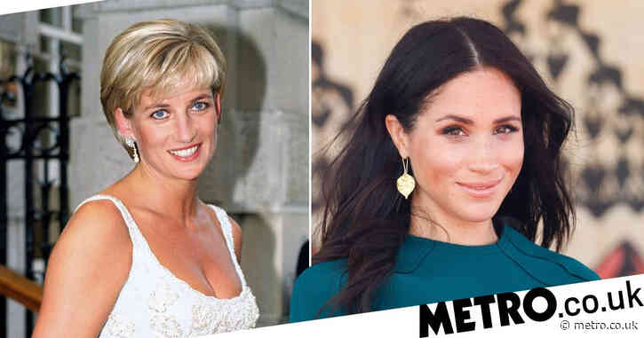 Princess Diana 'would have found fellow spirit' in Meghan Markle, says royal biographer