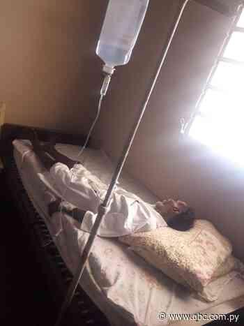 Casi dejan morir de hambre a un octogenario en Caraguatay - Nacionales - ABC Color