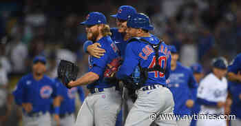 Cubs' No-Hitter Is the Record Seventh of the Season