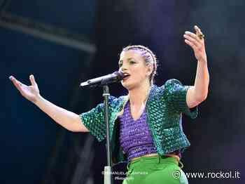 √ 23 giugno 2021 – Carroponte - Sesto San Giovanni (Mi) – Emma in concerto - Foto 1 - Rockol.it