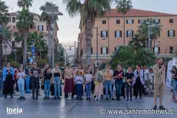 Imperia: sesto giorno di festa per Ineja 2021, attesa per le fontane danzanti e le magie di acqua e fuoco (Foto) - SanremoNews.it