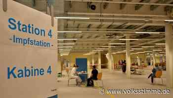 Versandriese Hermes baut in Haldensleben ein Reservelager zum Impfzentrum um - Volksstimme
