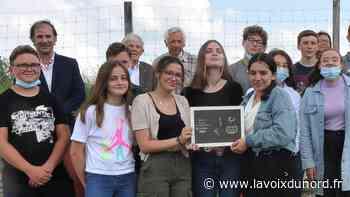 Somain : Feryel Benamara termine troisième au concours national d'éloquence - La Voix du Nord