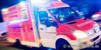Unfall auf A1 bei Ratekau: Drei Verletzte, einer davon schwer - Kieler Nachrichten
