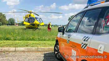 Cade da cavallo durante una gara, 12enne trasportato in elisoccorso in ospedale - MonzaToday