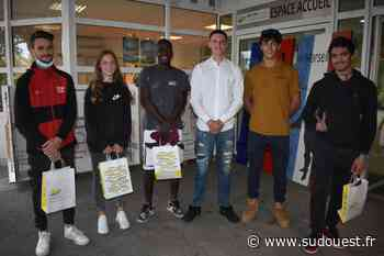 Blanquefort : six jeunes médaillés Meilleurs apprentis de France - Sud Ouest