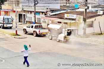 Habitantes de Carepa (Antioquia) denuncian que llevan nueve días sin agua - El Espectador