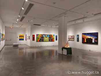 A summer solstice opening for exhibit