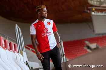 Uyo-born midfielder first word after link up with Olayinka at Slavia Prague - Fcnaija