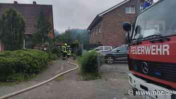 Brand im Dachgeschoss eines Wohnhauses in Twist - 200.000 Euro Schaden - noz.de - Neue Osnabrücker Zeitung