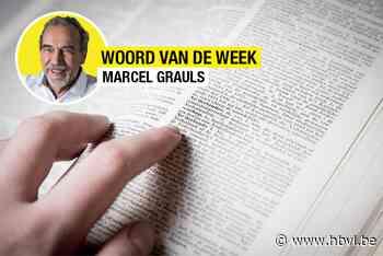 Het woord van de week: waar komt 'toffe peer' vandaan? - Het Belang van Limburg