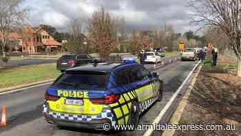 Vic police ramp up patrols on NSW border - Armidale Express