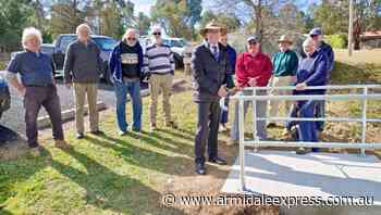 Uralla Men's Shed receives $40,000 for solar and other improvements - Armidale Express