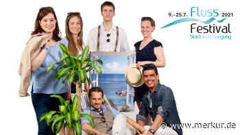 Das Fluss Festival 2021 bringt Wolfratshausen kulturell zum Beben - Merkur Online