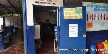Hurtan equipo informático en centro escolar de Zacatecoluca - La Prensa Grafica
