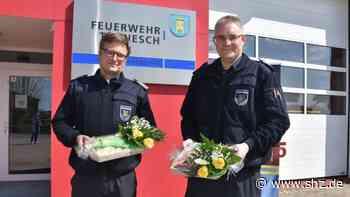 Wachwechsel bei der Feuerwehr: Ratsversammlung Tornesch bestätigt neue Ahrenloher Wehrführung   shz.de - shz.de