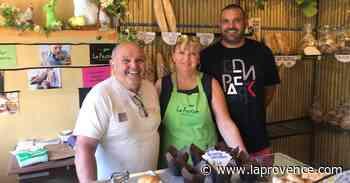 Sorgues : Jacky Durand dit adieu à sa boulangerie bientôt centenaire - La Provence