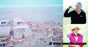 Camaná aún no se recupera de tsunami que ocurrió hace 20 años en La Punta - Los Andes Perú