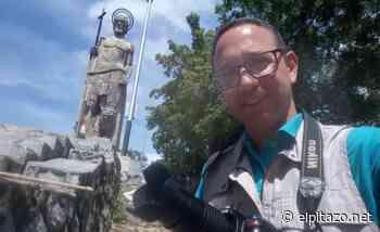 Periodista obsequia imágenes emblemáticas de San Juan de los Morros a migrantes venezolanos - El Pitazo