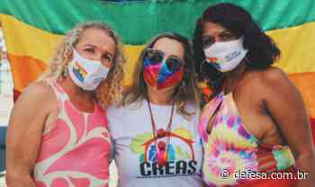 Japeri promove ação alusiva ao mês contra a LGBTfobia - Defesa - Agência de Notícias