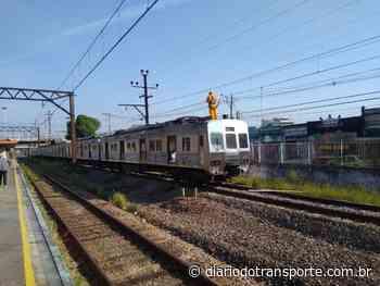 Circulação de trens no Rio é normalizada no Ramal de Japeri após problemas na manhã desta sexta (25) - Adamo Bazani