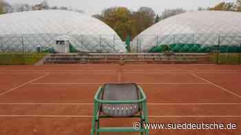 Vaterstetten und Zorneding: Im Doppel zur Tennishalle - Süddeutsche Zeitung