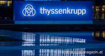 """Thyssenkrupp-Steel-Chef: """"Wir haben einen Stahlengpass in Europa"""" - Industriemagazin"""