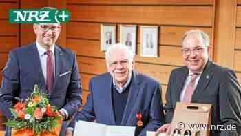 Hamminkeln: Landrat Brohl zeichnet Josef Tebrügge aus - NRZ