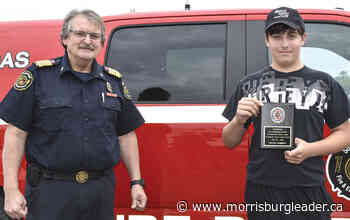 Surprise visitor brings an unexpected gift – Morrisburg Leader - The Morrisburg Leader