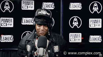 """Watch Ski Mask the Slump God Freestyle Over Busta Rhymes' """"Put Your Hands Where My Eyes Could See"""" - Complex"""
